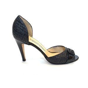 MANOLO BLAHNIK | Tweed Heels